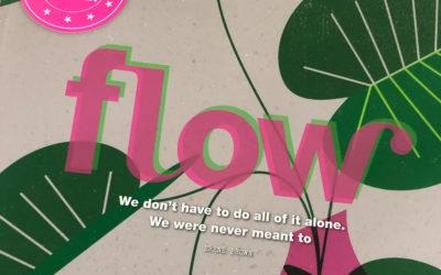 De Aardvrouw in de Flow