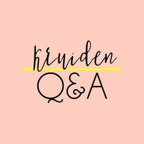 Kruiden Q&A